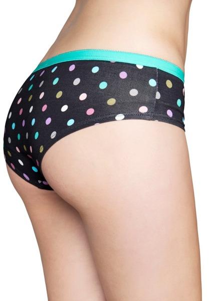Bielizna damska Happy Socks Hipster DOT68-9003