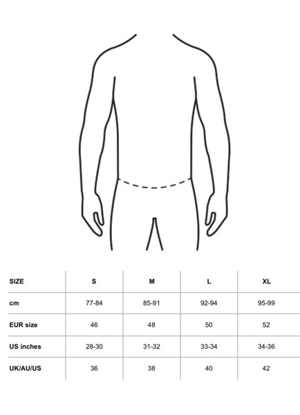 Giftbox (3-pak) bielizna męska Happy Socks Trunk CON64-9000