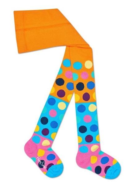 Rajstopy dziecięce Happy Socks KBDB60-2000