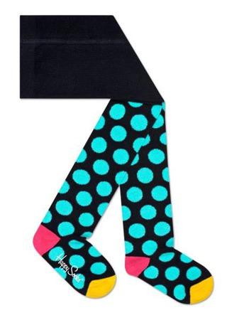 Rajstopy dziecięce Happy Socks KBDO60-9000