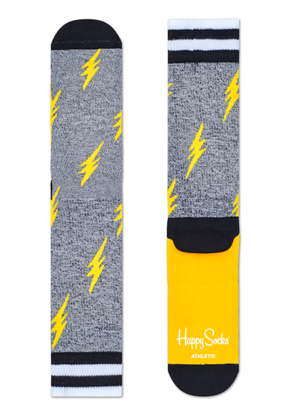 Skarpetki ATHLETIC Happy Socks ATFLA27-7000