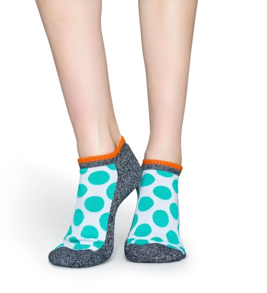 Skarpetki Athletic Happy Socks LOW ATBDO05-9000