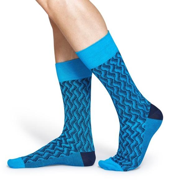 Skarpetki DRESSED Happy Socks WAV34-6000