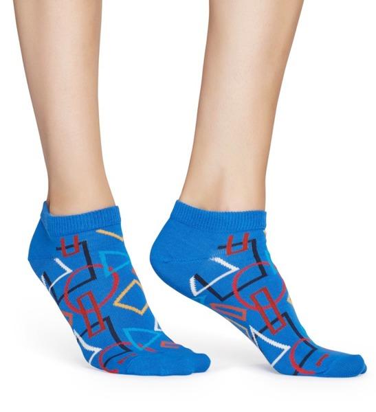 Skarpetki LOW Happy Socks GEO05-6000